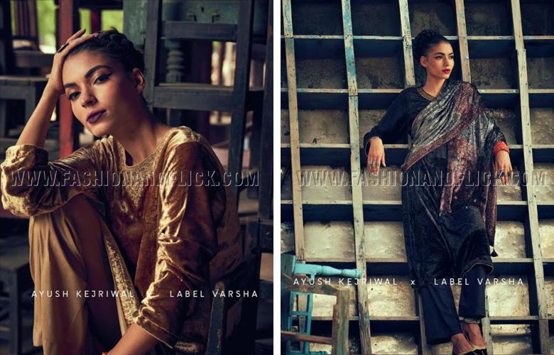 Ayush Kejriwal X Label Varsha