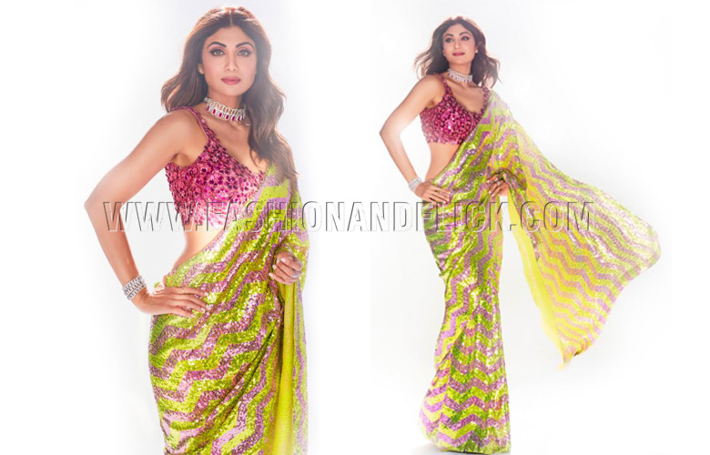Shilpa Shetty by Prerna Rajpal